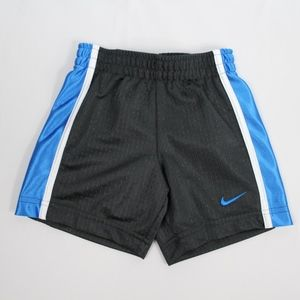 NWOT Nike Toddler Boys Gray Blue White Shorts 2T